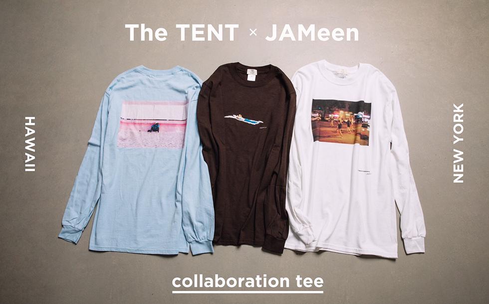 JAMeen's Souvenir T-shirt特集