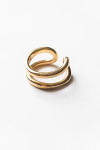 SOS Circle Ring【BLASS】