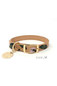 NICE DIGS ANIMAL DOG COLLAR/M