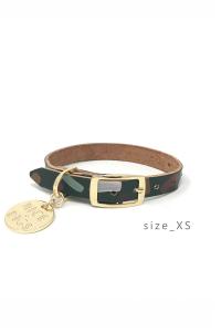 NICE DIGS CHIARO DOG COLLAR/XS