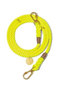 FMAJ/Nylon Rope Dog Leash Adjustable