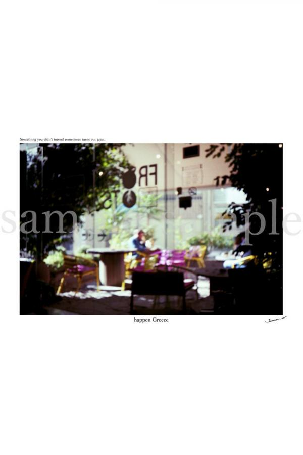 Jameen's photo A3額入り「archive」