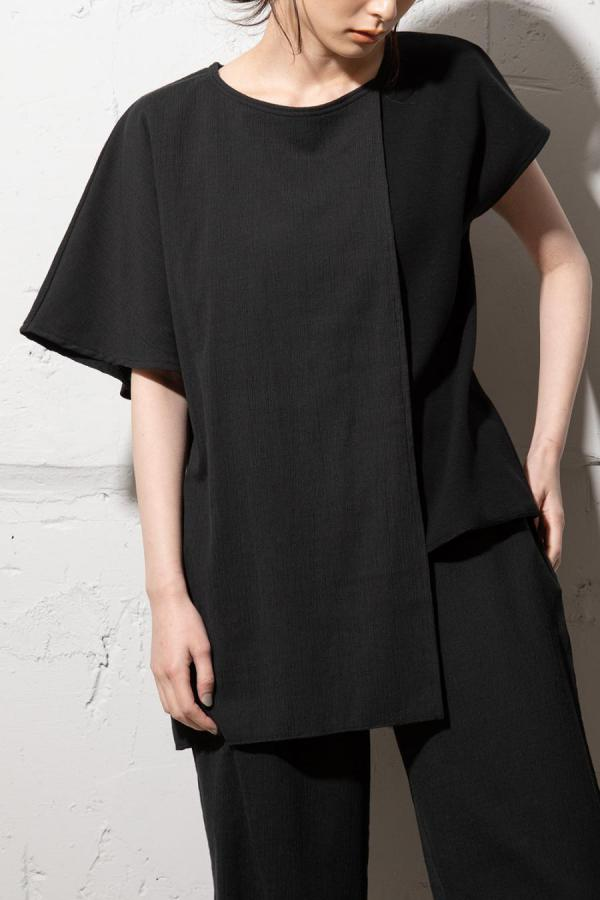 marechal Crepe Pull Over