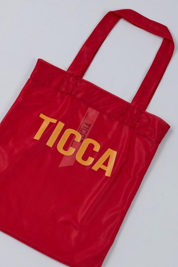 TICCA シアートートバック