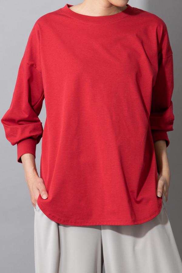munich puff sleeves tops