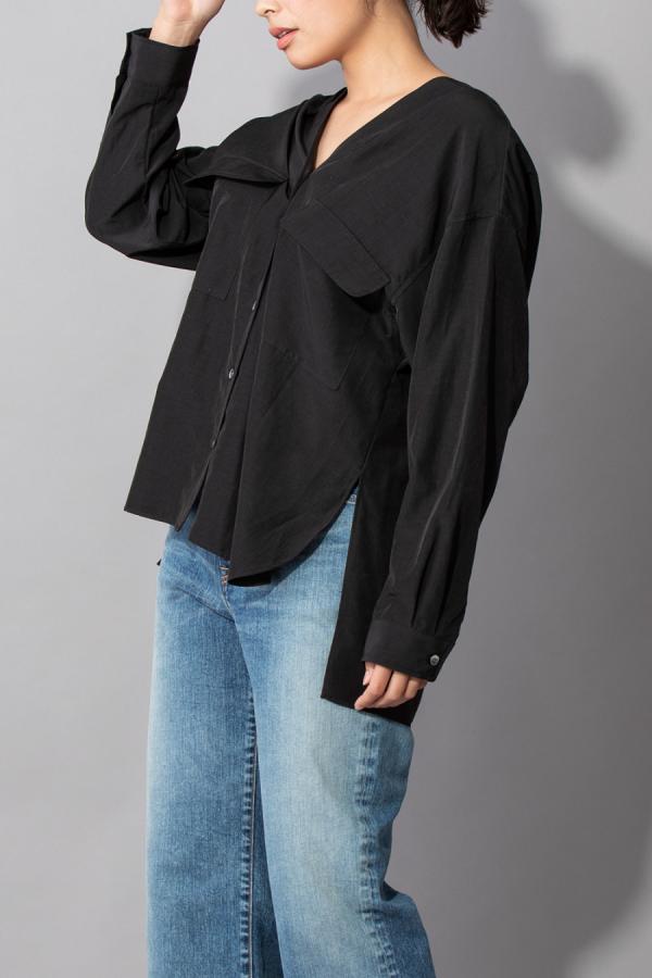 munich v.neck shirt
