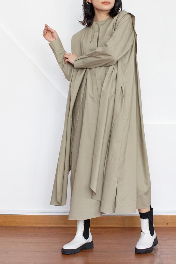 marechal Layard Shirt Dress