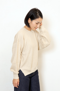 SERGE THERMAL COCOON L/S T