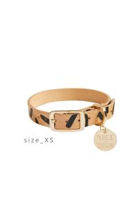 NICE DIGS TIGGY DOG COLLAR/XS