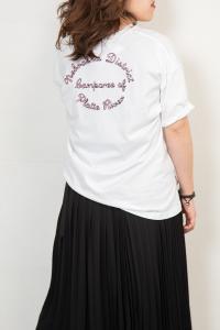 エンブロイダリーTシャツ<br>TBKS-664