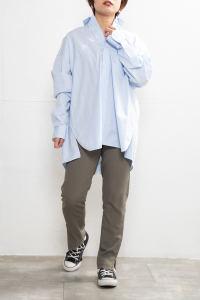スクエアビックシャツ UNISEX<br>TBKS-002
