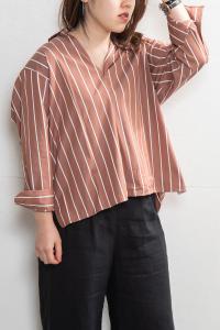 スキッパーシャツ<br>TBKS-032