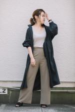 コートシャツ<br>TAIA-003