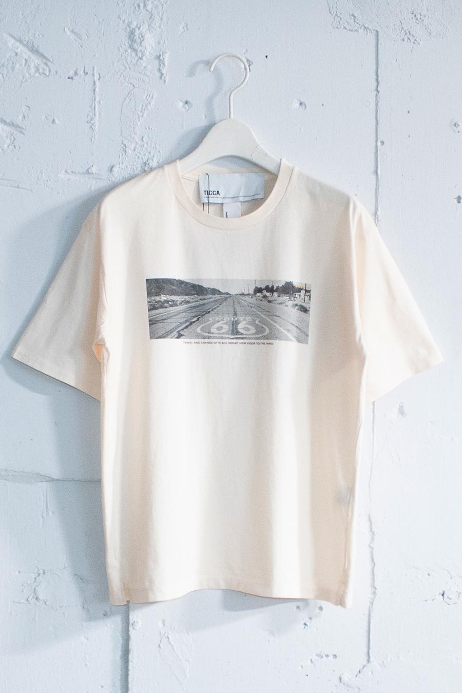 Road Tシャツ<br>TBAS-444
