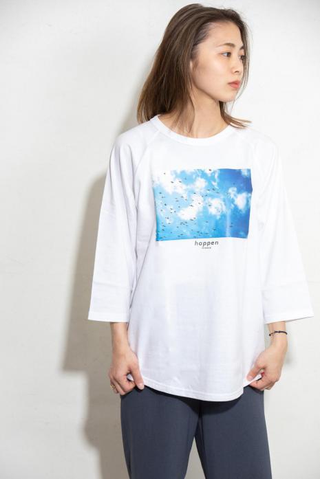 Greece【Blue sky and bird】