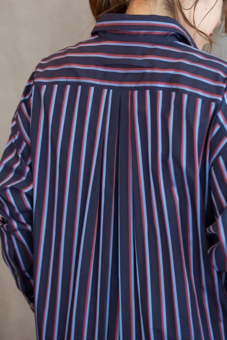スクエアビックロングシャツ