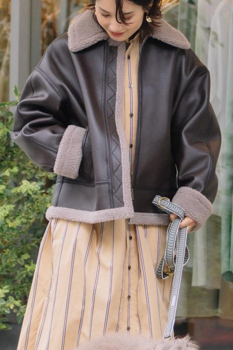 ボマージャケット<br>SK2001