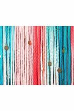 Cotton Rope Dog Leash Adjustable