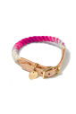 Cotton Rope Ombre Cat & Dog Collar