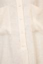 ウールリネンビエラビッグシャツ